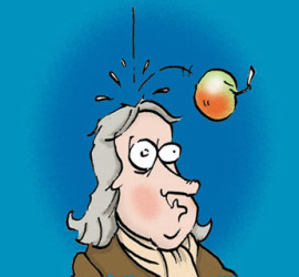 Newtons-apple